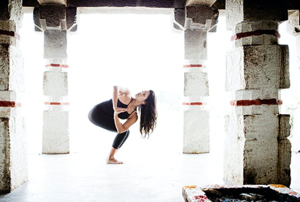 Daphne yoga