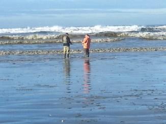 Coastal Clam Dig - 2015