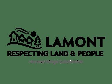 Lamont Logo & Link