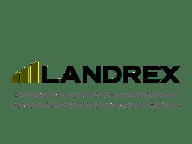 Landrex Logo & Link