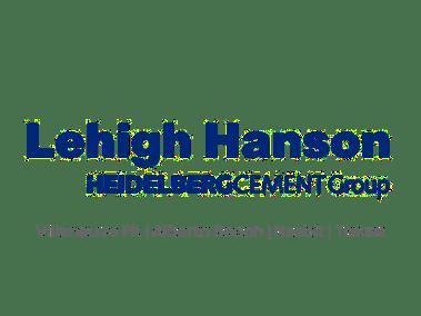 Lehigh Hanson Logo & Link