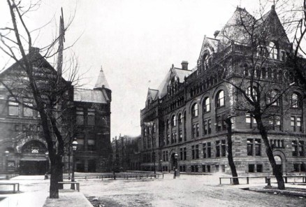 Armour Institute of Technology,  1914