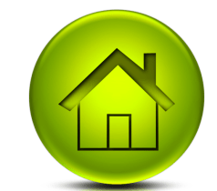 green-home-icon
