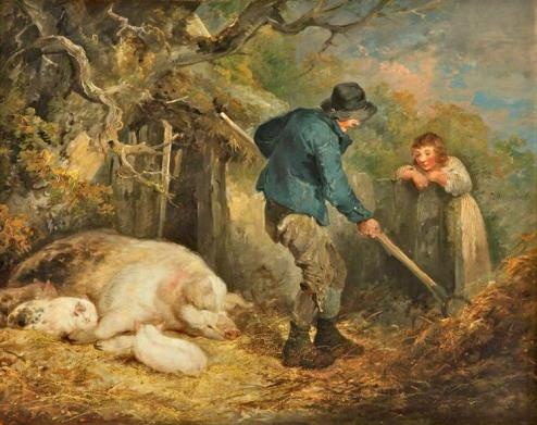 The Piggery George Morland 1791.jpg