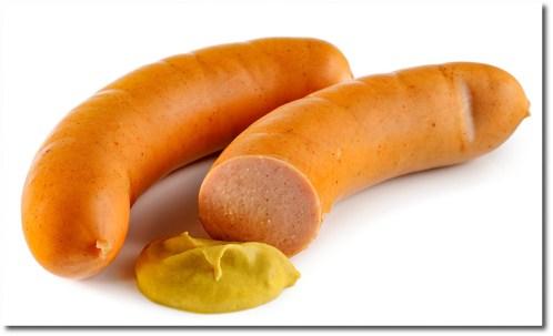 German Bockwurst