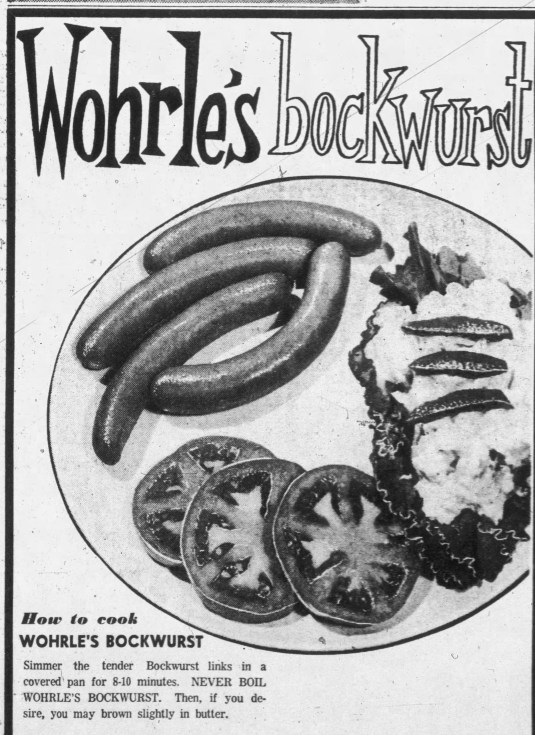How to Cook Bockwurst - The_Berkshire_Eagle_Thu__Jan_24__1963_cropped