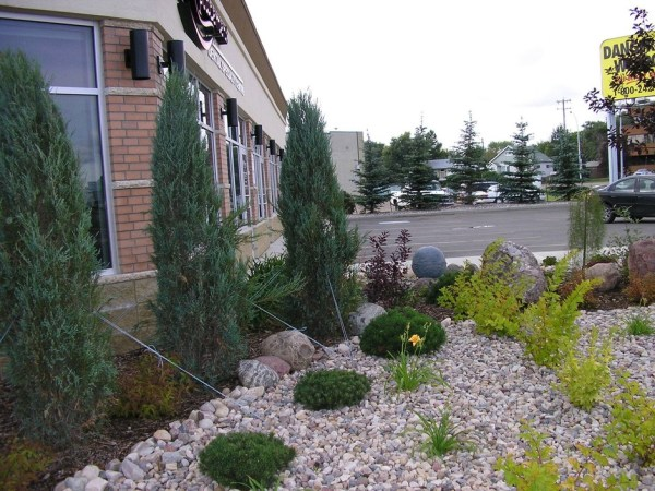 commercial landscaping projects