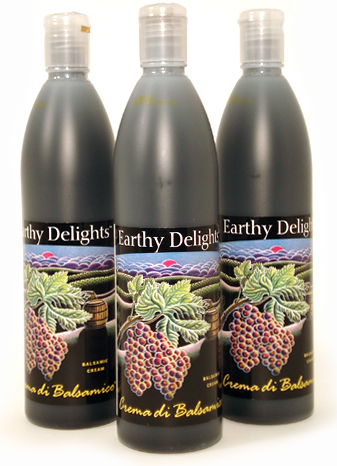 Earthy Delights Balsamic Cream