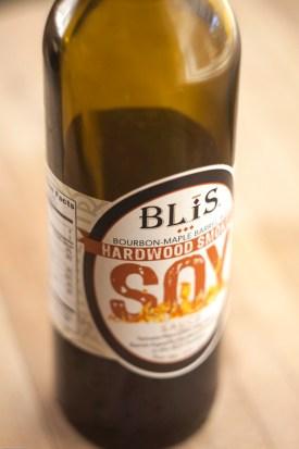BLiS Hardwood Smoked Soy Sauce