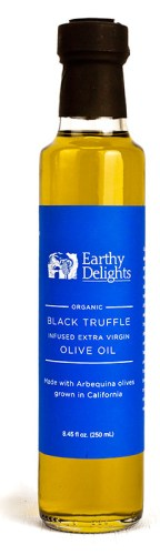 Earthy Delights Organic Black Truffle Oil