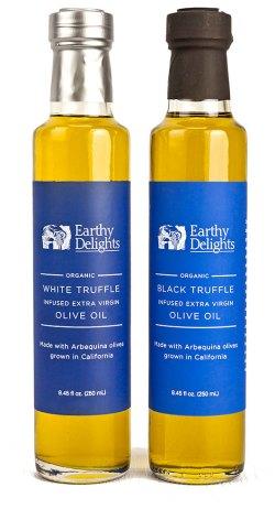 Earthy Delights Organic Truffle Oils