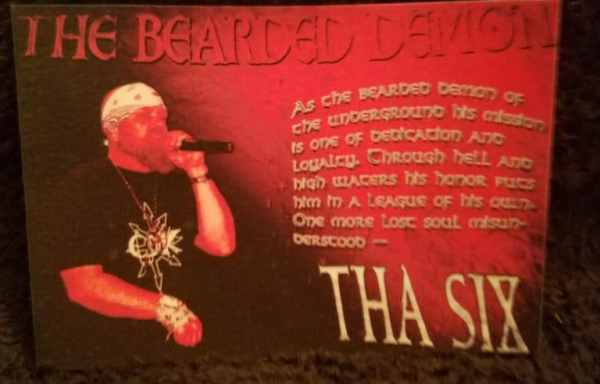 The Bearded Demon – Tha Six – Magnet