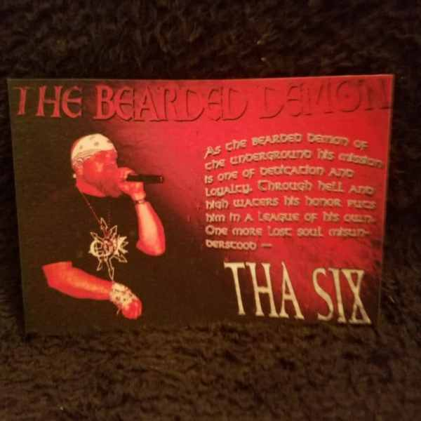 The Bearded Demon - Tha Six