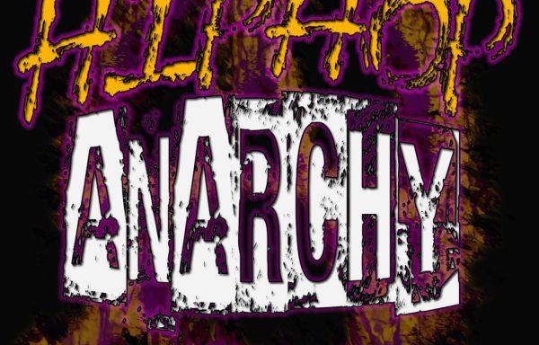 King Kudda – Hip-Hop Anarchy [Digital Copy Only]