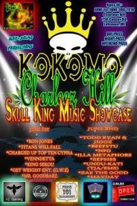 NFG Performing 3rd Annual Skull King Festival