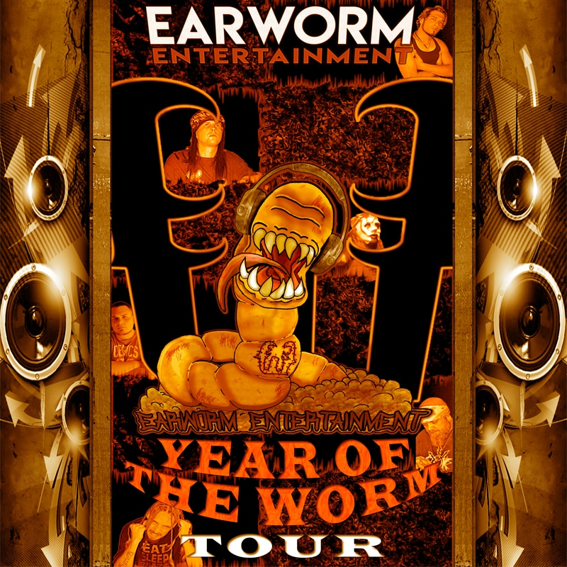 Year of the Worm Tour is Now Booking