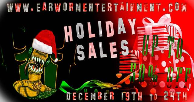 Happy Holidays From Earworm Entertainment