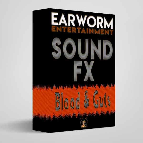 Blood and Guts Sound Pack