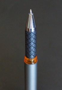 Earworm Gel Pen with Stylus
