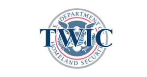 TWIC logo Commercial Security System