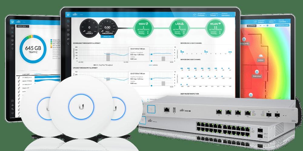 Product Spotlight: UniFi® Enterprise Wi-Fi System by Ubiquity