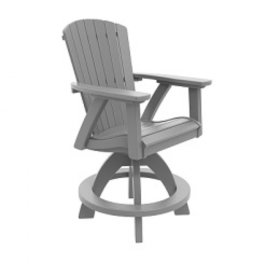 swivel chair regal posture monitoring eased edges poly balcony