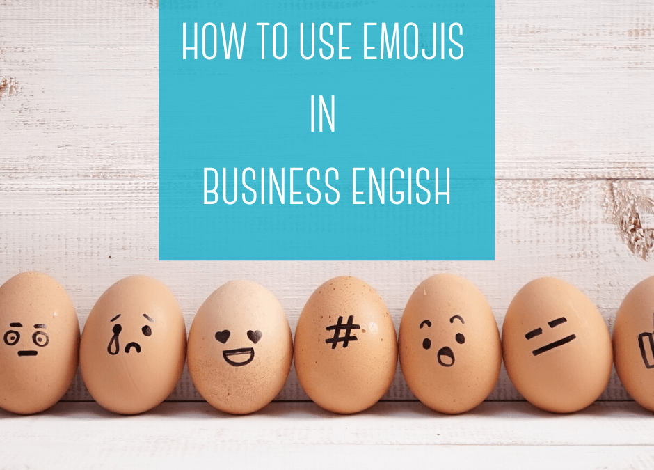 how and when to use emojis