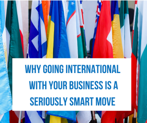 going international with your business