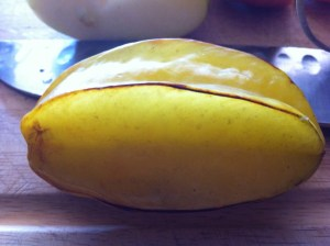 How to grow a star fruit tree from seed (from the grocery store)