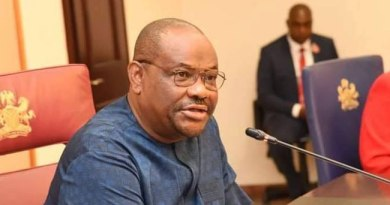Rivers won't enact law for financial autonomy of judiciary – Wike