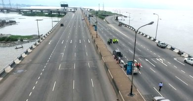 FG To Shut Third Mainland Bridge For Six Months