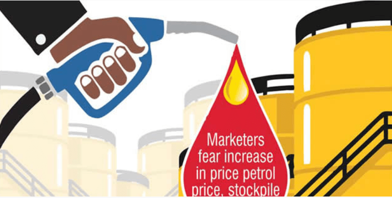 Marketers stockpile petrol, August price may hit N150/litre