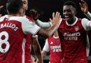 Nketiah Scores Late Winner To Help Arsenal Beat West Ham