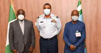 NAF, NCAA, NAMA Set To Deepen Strategic Cooperation For Enhanced Security Of Nation's Airspace