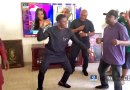 VIDEO: Shaibu Shows Dancing Skills To Celebrate Obaseki's Victory In Certificate Forgery Suit