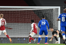 EPL: Leno Howler Helps Everton Defeat Arsenal