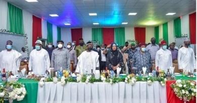 PDP govs, APC clash, forum carpets FG over killings, massive rigging plot
