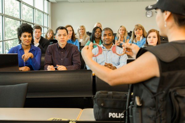 Education to Become a Police Officer