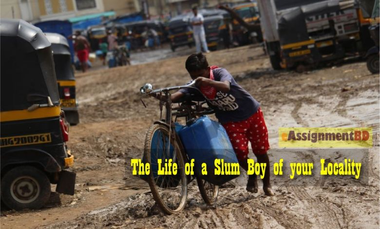 Slum Boy Life
