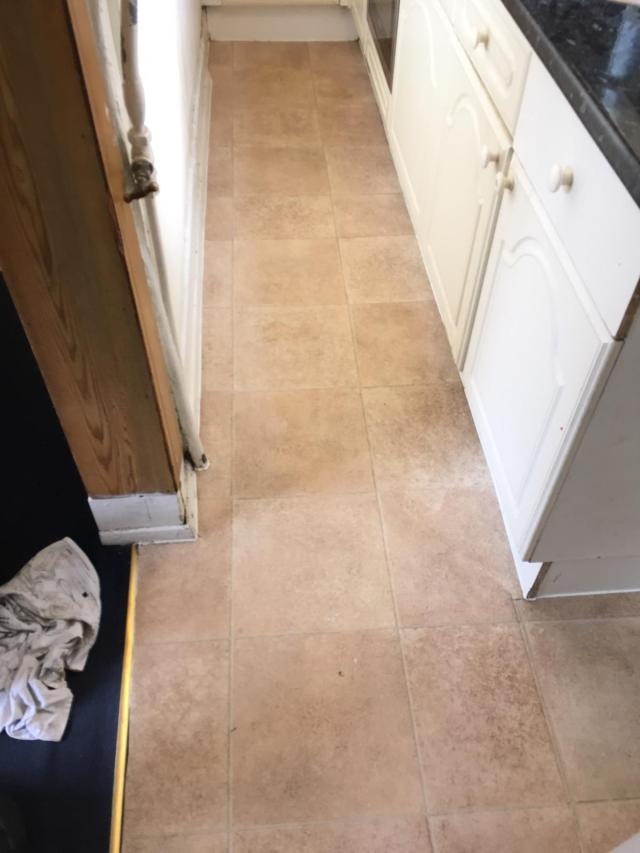 Vinyl Kitchen Floor After Cleaning Wanstead E11