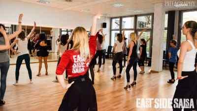 East Side Salsa // Workshops