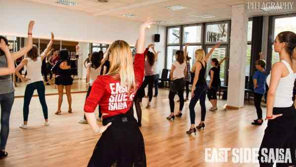 East Side Salsa // Workshops