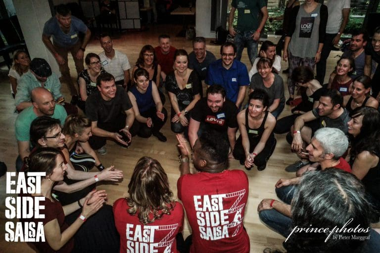East Side Salsa Workshops