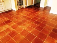 Tile Cleaning: Deep Cleaning Terracotta Kitchen Tiles