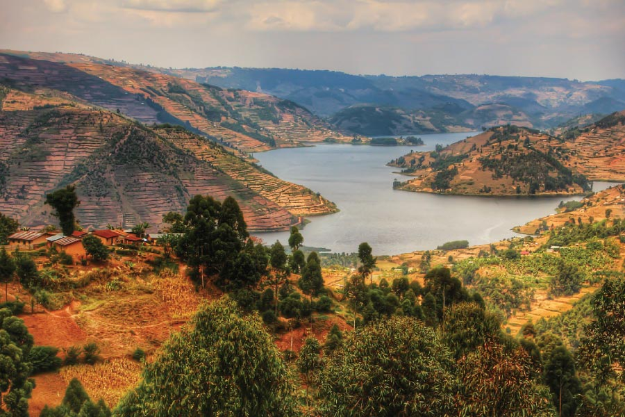 Lake Bunyonyi, Uganda Destination