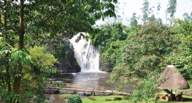 Ssezibwa Falls