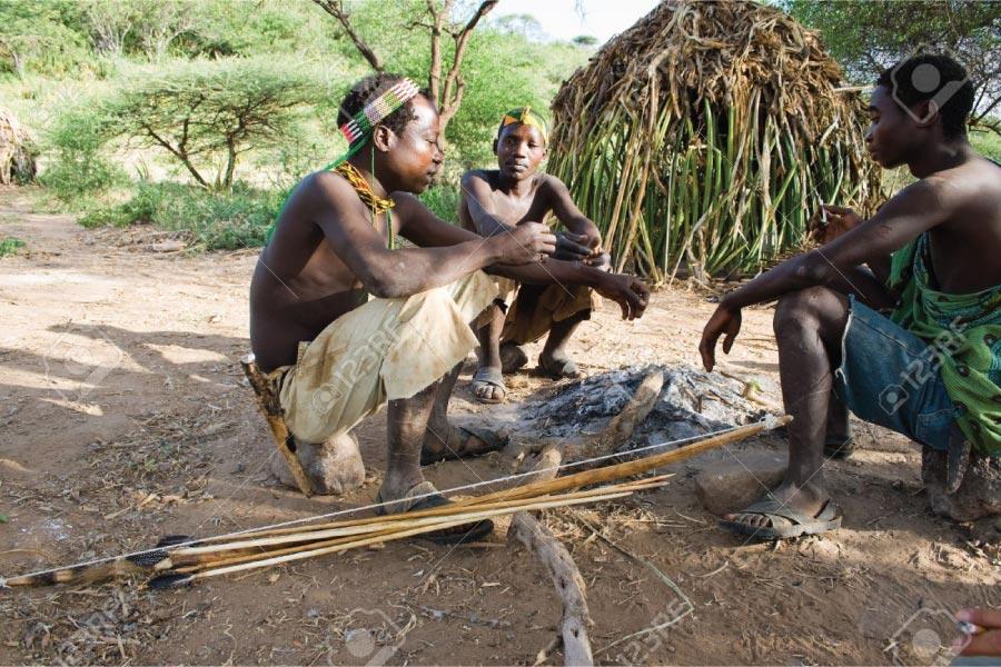 Lake Eyasi Tanzania - Hadza Tribe