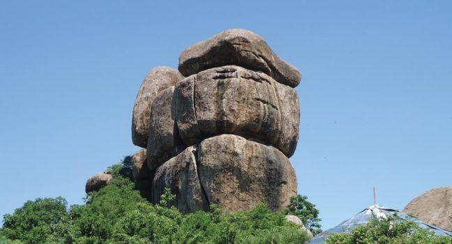 Kit Mikayi Rock Kenya