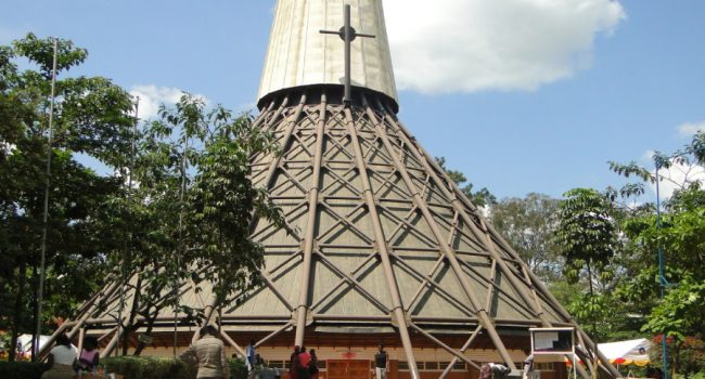 Namugongo Uganda Martyrs Shrine