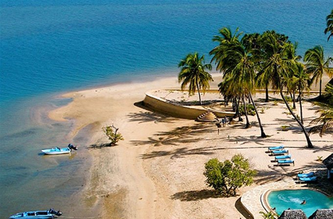 Lamu Island Kenya Beaches